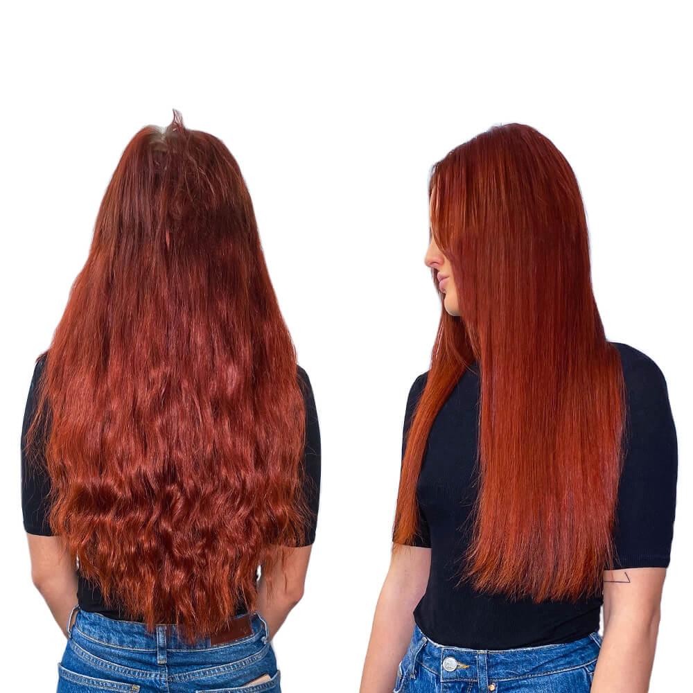 La Weave & Trnz hårförlängning