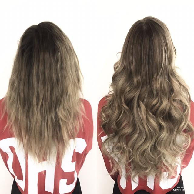Keela hårförlängning fairwithhair